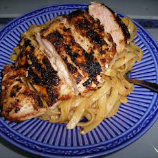 Jerk Chicken and Pasta