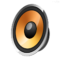 Quick audio settings icon