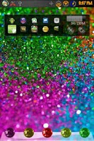 Screenshot of Go Launcher Theme GlitterGlam