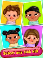 Screenshot of Flu Doctor - Nose Surgery