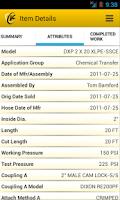 Screenshot of InfoChip