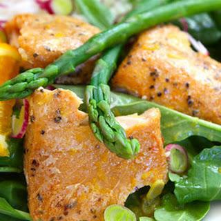 Poached Salmon Orange Juice Recipes