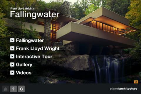 F. L. Wright – Fallingwater