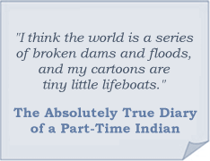 Absolutely True Diary Of A Part Time Indian Quotes Magnificent Absolutely True Diary Of A Part Time Indian Quotes Awesome 10 .