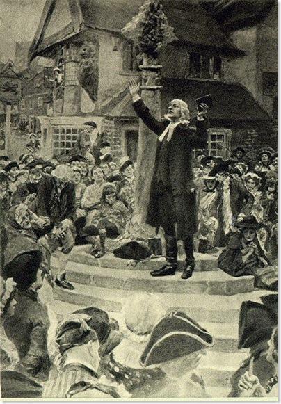 Wesley-Preaching