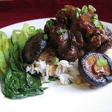 Chinese Braised Oxtail Stew