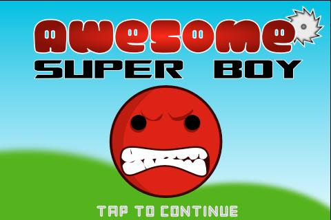 Awesome Super Boy