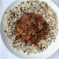Beef and Walnut Stew