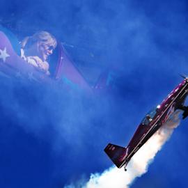 Airshow Angel by Ken Wade - Digital Art People (  )