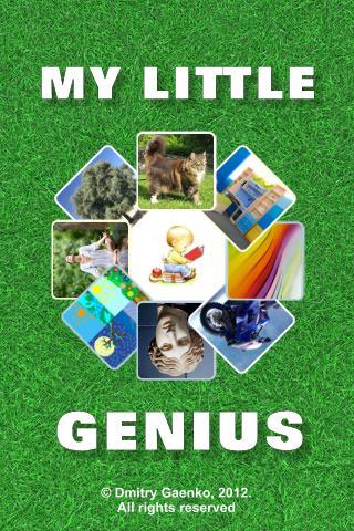 My Little Genius for kids