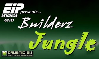Screenshot of Builderz Jungle -- Caustic 3