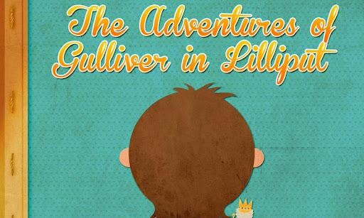 Gulliver in Lilluput