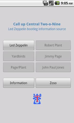 Led Zeppelin Bootlegs trial