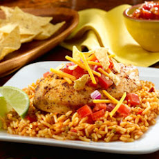 Fiesta Lime Chicken & Rice