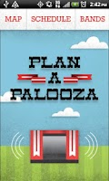 Screenshot of Plan-A-Palooza