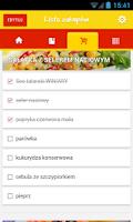 Screenshot of Przepisownik WINIARY