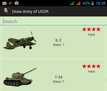 How To Draw Army of USSR - screenshot