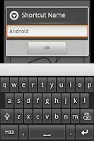 Screenshot of Shortcut Maker