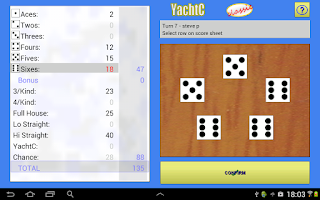 Screenshot of YachtC