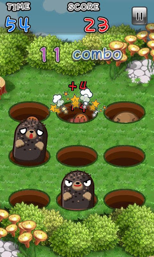 打鼹鼠 Doogipang|玩街機App免費|玩APPs