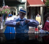 Main Street Trolley Performer
