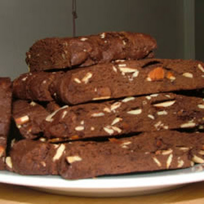 Double Chocolate Biscotti II