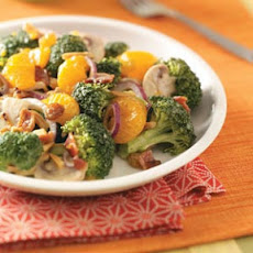 Fresh Broccoli/Mandarin Salad