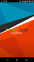 Screenshot of HTC One Soundboard