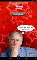 Screenshot of QuoteZilla
