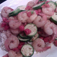 Sautéed Shrimp and Zucchini – Ww 4 Pointsplus