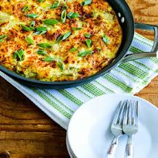 Artichoke-Rosemary Frittata Recipe | Yummly