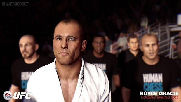 Royce Gracie to appear in EA Sports UFC