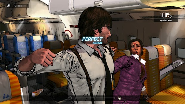 Swery65 trying to work player empathy into D4's gameplay