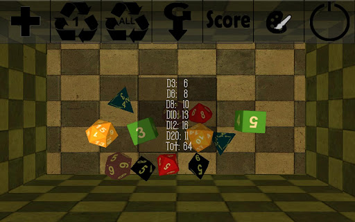 Dice Dragons D D 3D AdFree