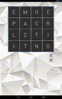 Screenshot of Word Slice
