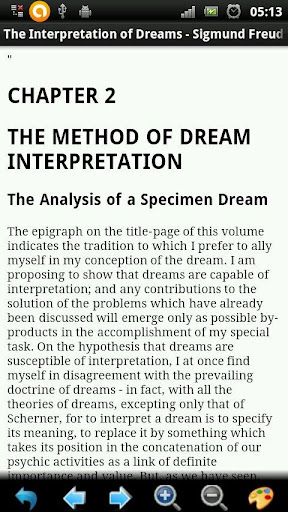 【免費書籍App】Interpretation of Dreams Freud-APP點子