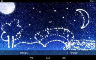 Screenshot of Draw on the sky