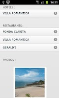 Screenshot of Travel Panama Guide