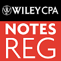 REG Notes - Wiley CPA Exam icon