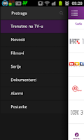 Screenshot of TvProfil