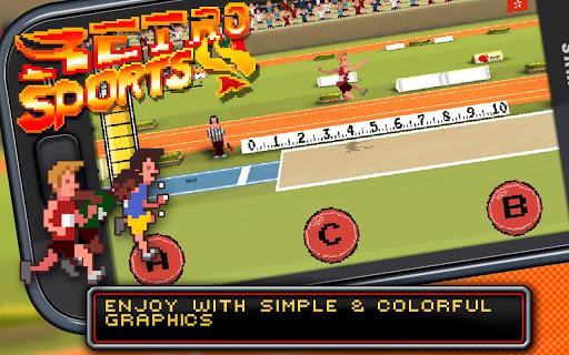 Retro Sports Pro - screenshot