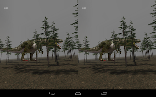 Screenshot of DIVE_Rex, Cardboard