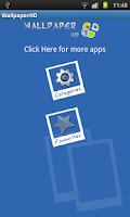 Screenshot of Wallpaper HD - Free