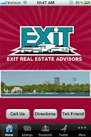 Screenshot of Exit Real Estate Advisors