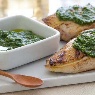 Chicken Pesto With Pine Nuts Recipes