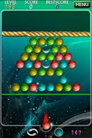 Screenshot of Bubble Attack