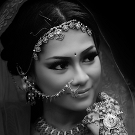 by Yudi Prabowo - Black & White Portraits & People