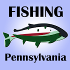 GPS Fishing Guide to PA icon