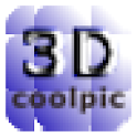 3D coolpic (full) icon