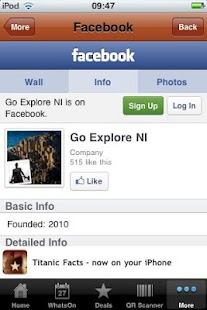 Go Explore NI - screenshot